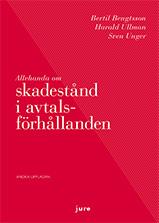 Allehanda om skadestånd i avtalsförhållanden av Bertil Bengtsson