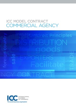 Icc Model Commercial Agency Contract 9789284203062 Jure Bokhandel